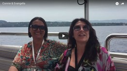 IONIAN CRUISE 2016. CONNIE & EVANGELIA